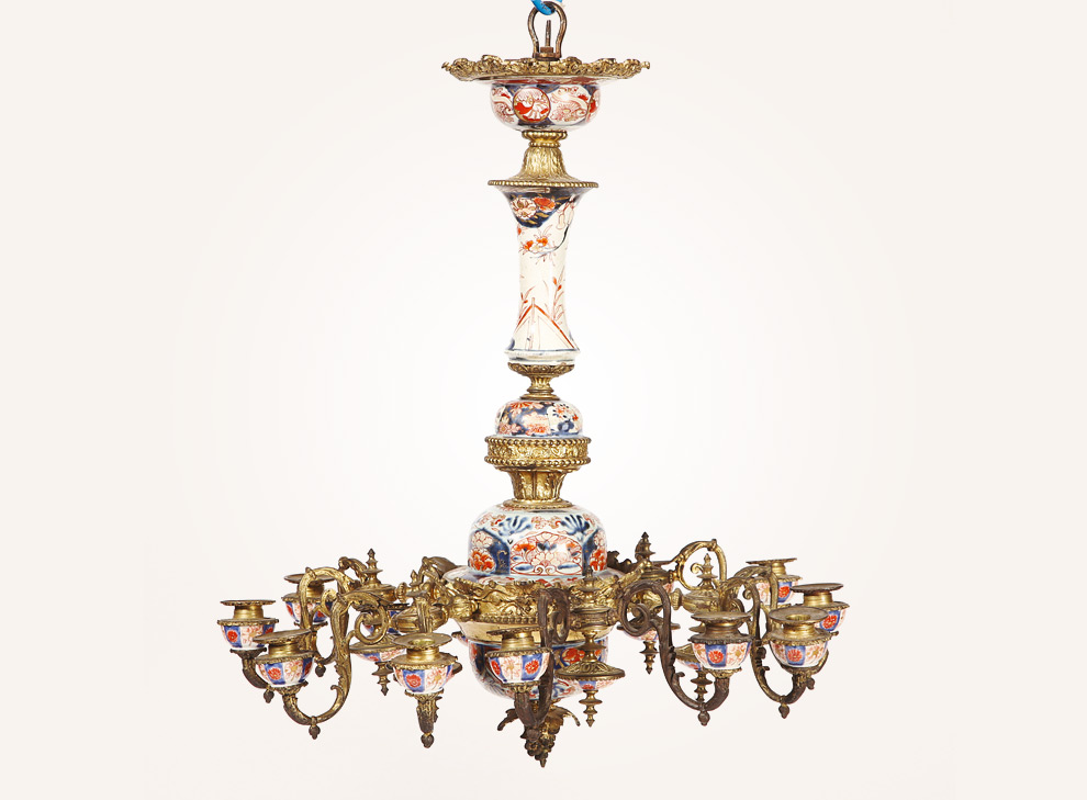 Ralph gierhards 18th century mirrors and chandeliers archives a rare 12 light bayeux porcelain chandelier aloadofball Images
