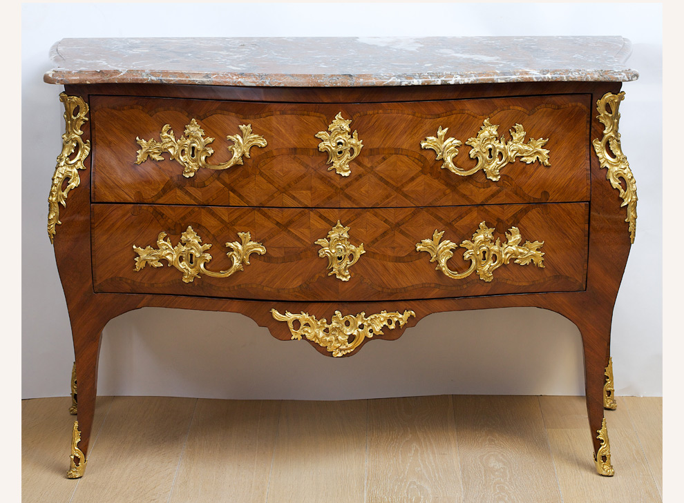 Ralph Gierhards Large Louis Xv Commode Ralph Gierhards