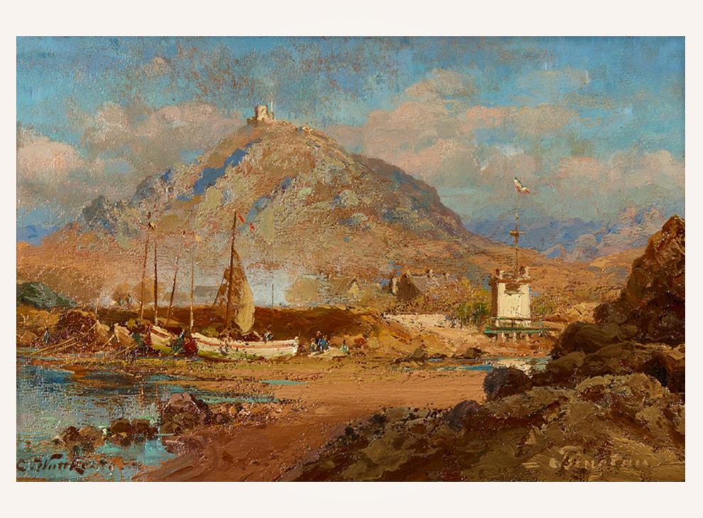Ralph Gierhards Orientalische Gemalde Und Skulpturen 19 Jahrhundert
