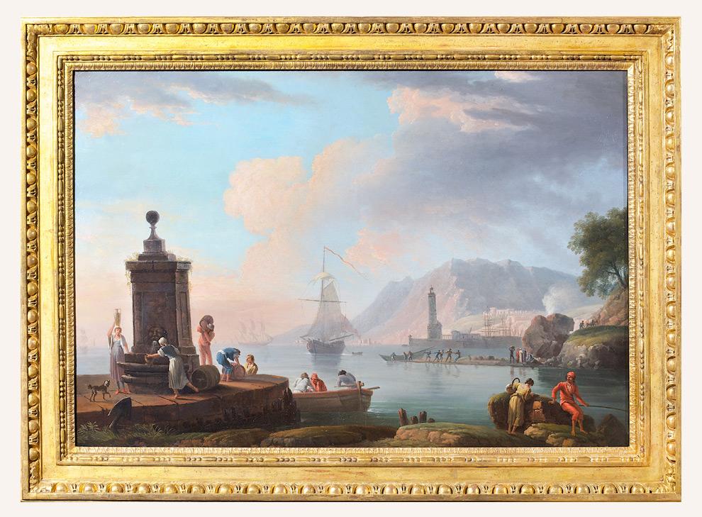 Circle of Claude Joseph Vernet (1714-1789)