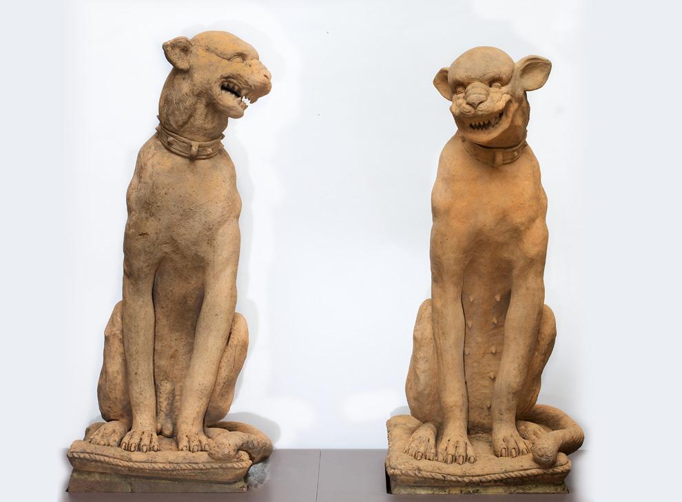 Ein Paar Jaguare