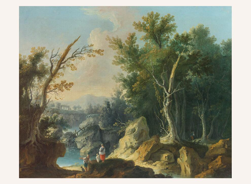 Louis Philippe Crepin (Paris 1772 – 1851) – attribué à –