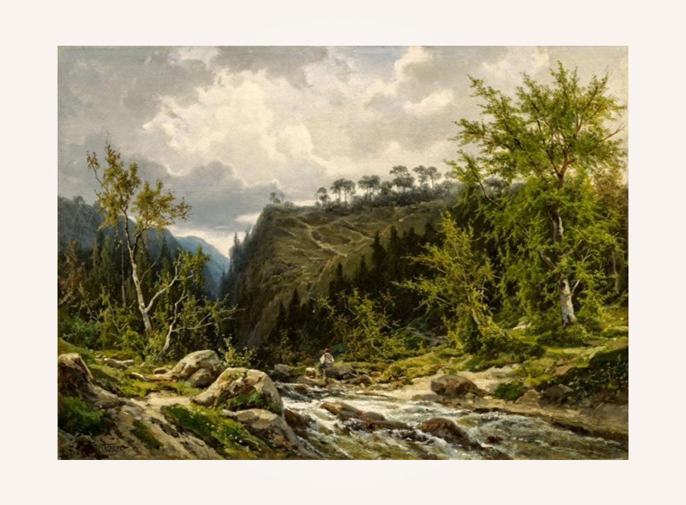 Franz Richard Unterberger (Innsbruck 1838 – 1902 Neuilly-sur-Seine)