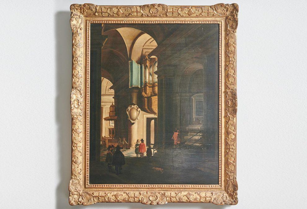 Isaac van Nickelen (Haarlem 1660 – 1770)