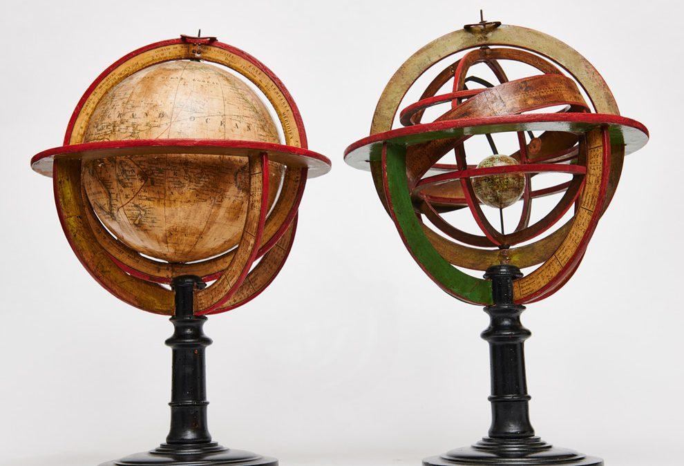 Globenpaar