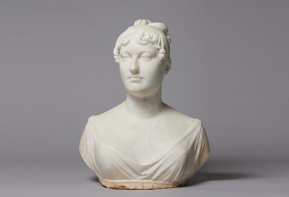 """Bust of """"Princess Katharina von Württemberg"""""""