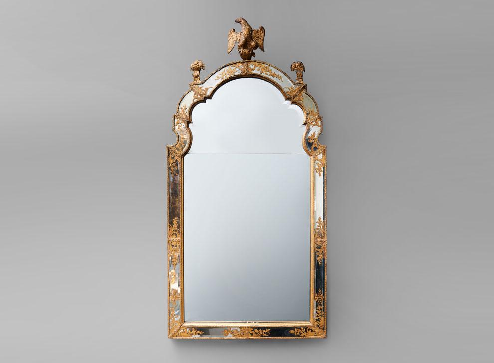 Ein schwedischer Spiegel