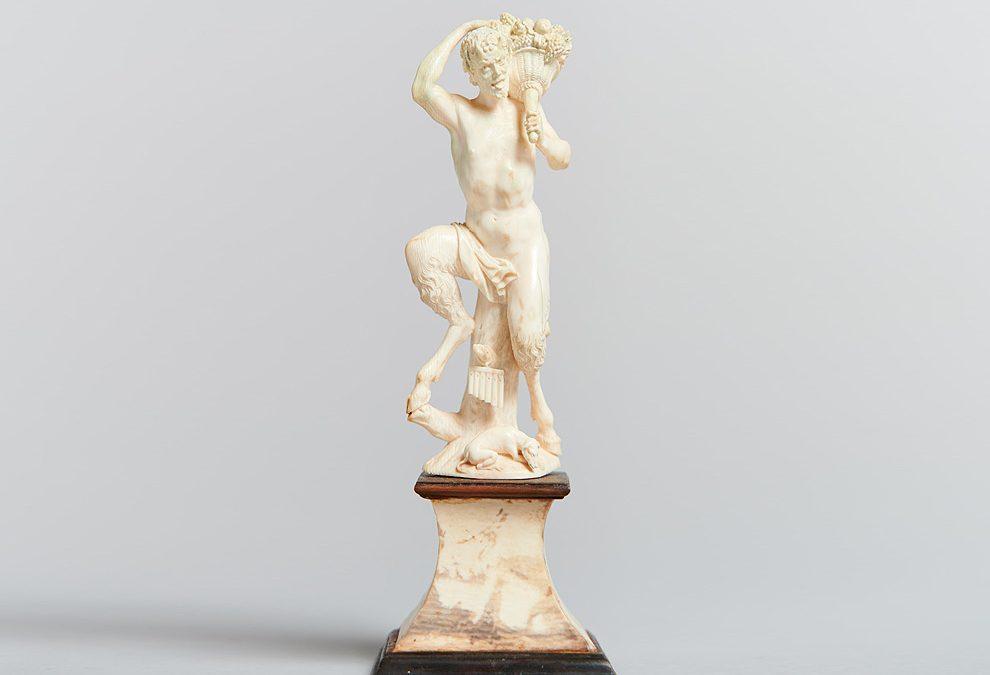 "Sculpture ""Satyr"""