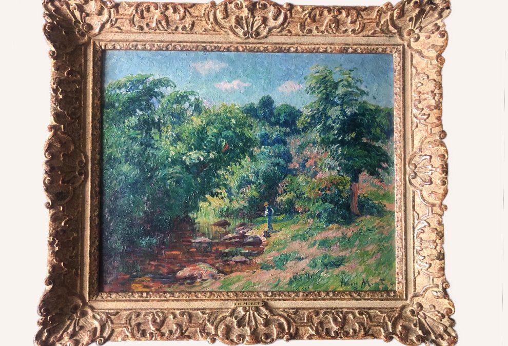 Henry Moret (Cherbourg 1856 – 1913 Paris)