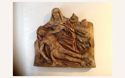 Gotische Pieta