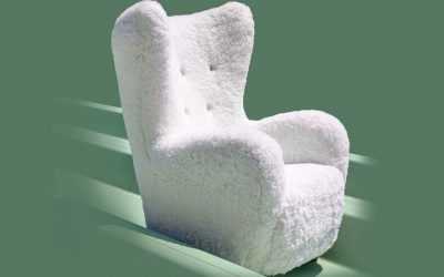 Fauteuil « Lounge chair »
