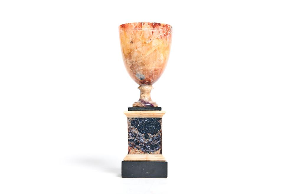 A Spath Fluor cup