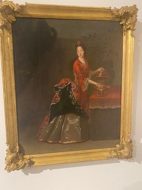 Portrait einer Adeligen